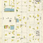 Sanborn Maps Of Texas   Perry Castañeda Map Collection   Ut Library   Snyder Texas Map
