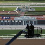 Santa Anita Bans Drugs, Limits Whips After 22Nd Horse Suffers Fatal   Horse Race Tracks In California Map
