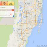 Sea Level Rise Toolbox | Gis Center At Fiu   South Florida Sea Level Rise Map