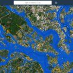 Sea Level Rise Viewer   South Florida Sea Level Rise Map