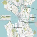 Seattle Area Bike Maps | Seattle Bike Blog   Printable Map Of Seattle