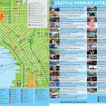 Seattle Maps | Washington, U.s. | Maps Of Seattle   Printable Map Of Seattle