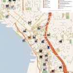 Seattle Printable Tourist Map | Free Tourist Maps ✈ | Seattle   San Diego Attractions Map Printable
