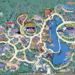Seaworld Map Orlando   7007 Sea Harbor Dr Orlando Fl • Mappery   Seaworld Orlando Park Map Printable