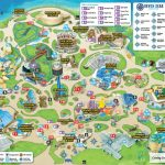 Seaworld San Diego Map   Map Of Seaworld San Diego (California   Usa)   Seaworld San Antonio Printable Map