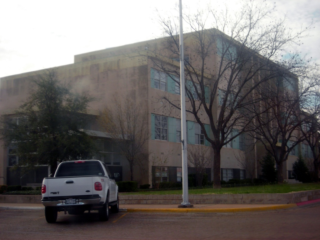 Seminole, Texas - Wikipedia - Seminole Texas Map