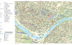 Seville Tourist Attractions Map – Printable Tourist Map Of Seville