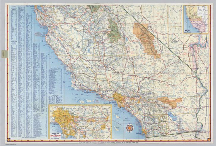 Printable Map Of Southern California Freeways