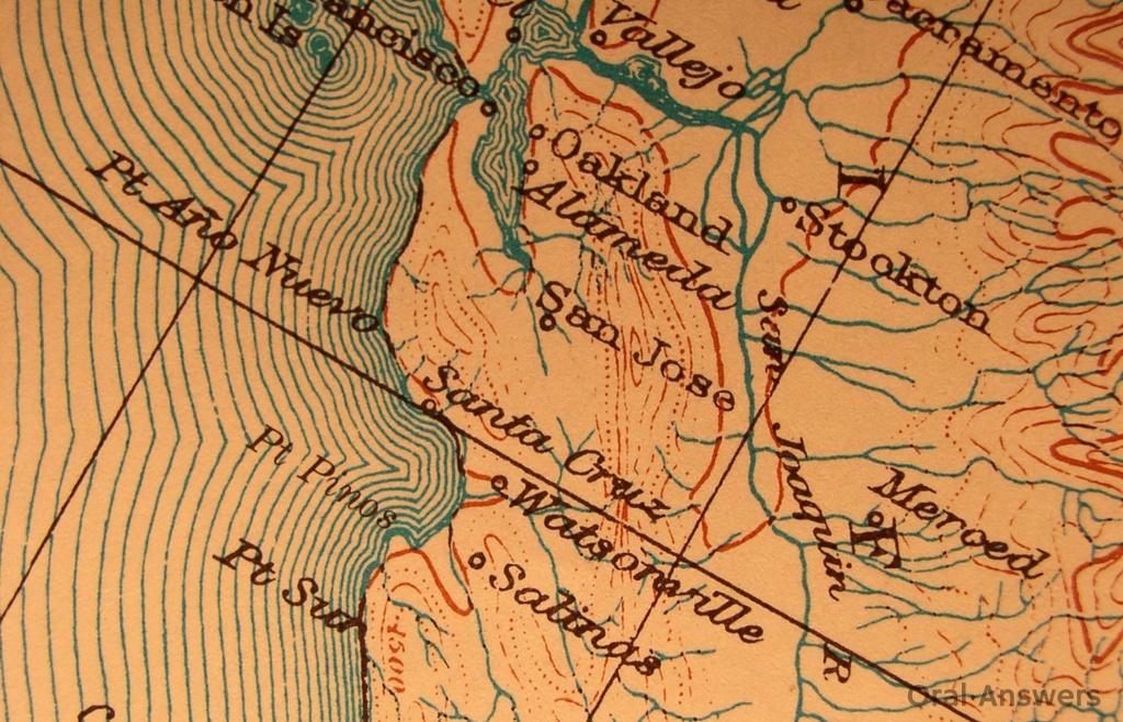 Should Watsonville, California Fluoridate Their Water? | Oral Answers - California Fluoridation Map