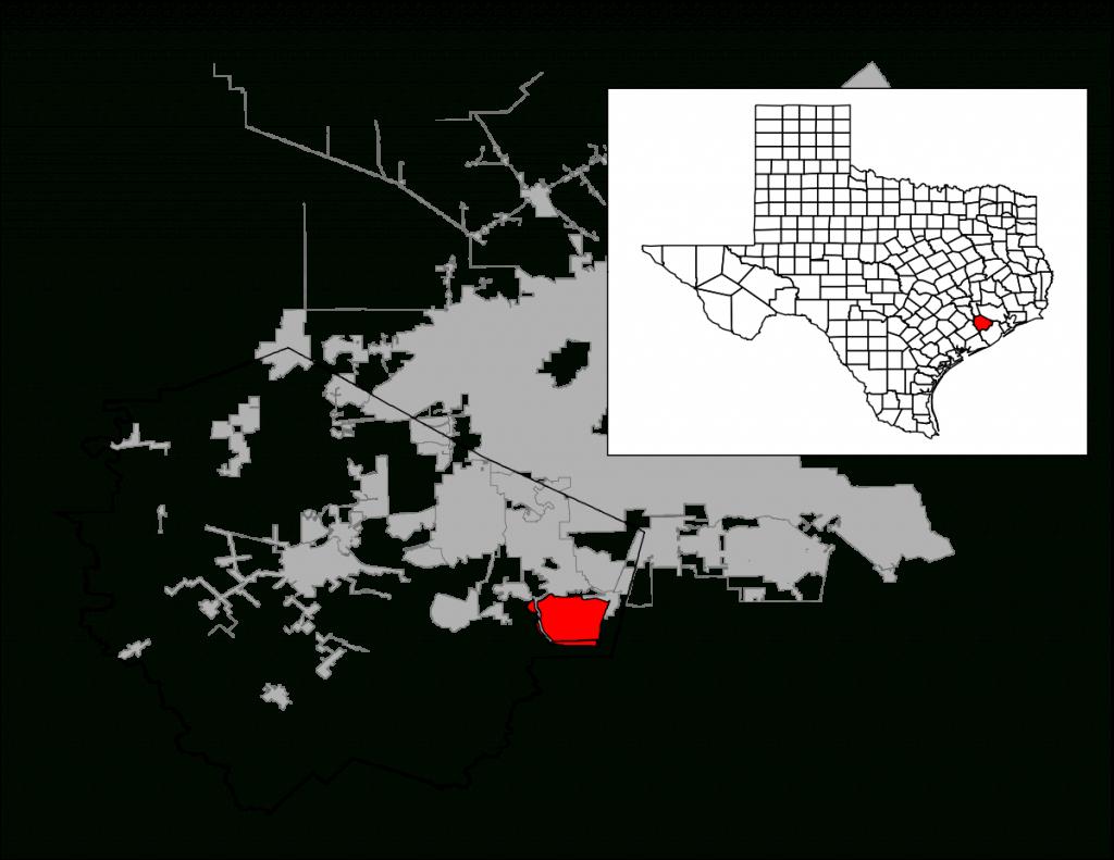 Sienna Plantation, Texas - Wikipedia - Sienna Texas Map