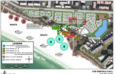 Siesta Key Beach Wedding Location In Sarasota – Map Of Florida Gulf Coast Hotels