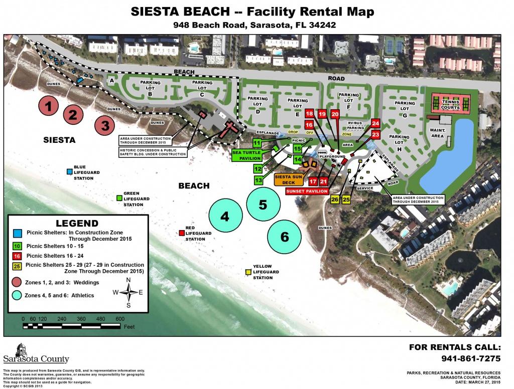 Siesta Key Beach Wedding Location In Sarasota - Map Of Florida Gulf Coast Hotels