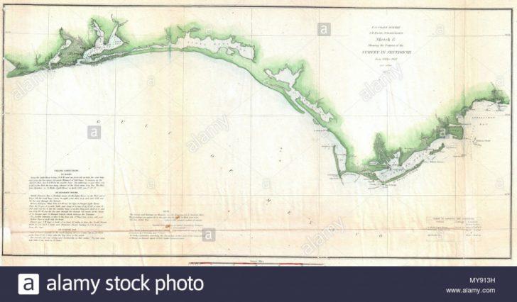 Santa Rosa Sound Florida Map
