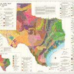 Soil Map Of Texas | Art & Design | Map, Cartography, Texas   Texas Soil Map