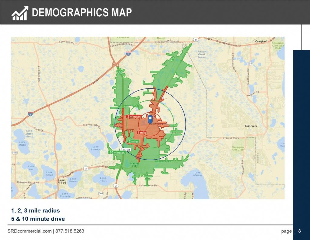 Sold: Davenport Bay Street Commercial In Polk County, Florida - Polk County Florida Parcel Map