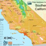 South California Plant Hardiness Zone Map • Mapsof   California Hardiness Zone Map