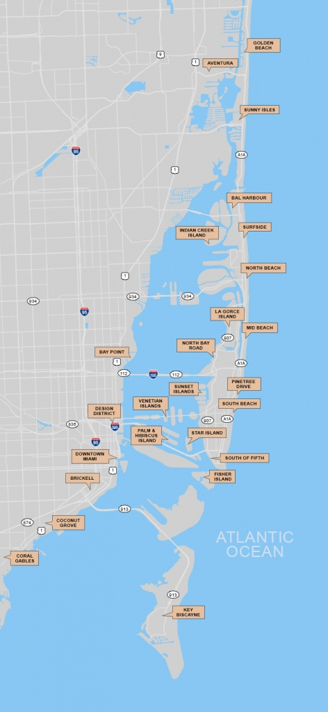 South Florida Map Search - Sunny Isles Beach Florida Map