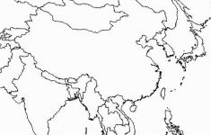 Southeast Asia Map Blank All Inclusive Outline Of South Hd 8 – World – Printable Blank Map Of Southeast Asia