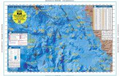 Southern California Fishing Spots Map