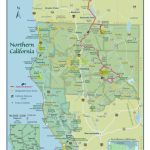 Southern Oregon   Northern California Mapshasta Cascade   Map Of Northern California And Oregon