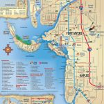 Southwest Florida Map, Attractions And Things To Do, Coupons   Map Of Sw Florida Beaches