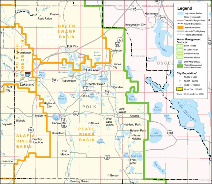 Dundee Florida Map