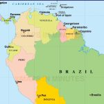 Spanish Speaking Countries And Their Capitals South America Best Of   Printable Map Of Spanish Speaking Countries