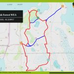 Split Oak Forest Wea | Florida Hikes!   Central Florida Bike Trails Map