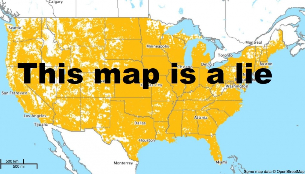 Sprint Admits Its Lte Network Is Bad, Like, Really Bad - Sprint Coverage Map California