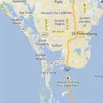 St. Pete Beach And Pass A Grille Florida | St Petersburg Clearwater   Punta Verde Florida Map