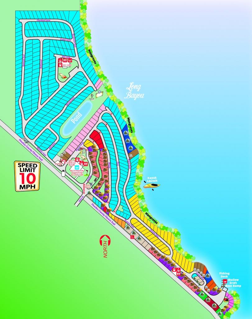 St. Petersburg, Florida Campground | St. Petersburg / Madeira Beach Koa - Where Is Madeira Beach Florida On A Map