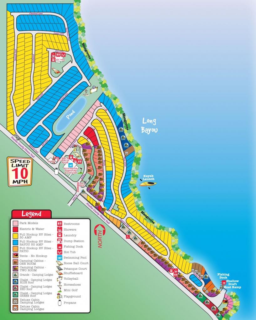 St. Petersburg / Madeira Beach Koa Campsites Start At $51.50 Per - Where Is Madeira Beach Florida On A Map