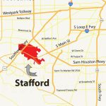 Stafford Tx Map | Great Maps Of Houston | Stafford Tx, Houston   Stafford Texas Map