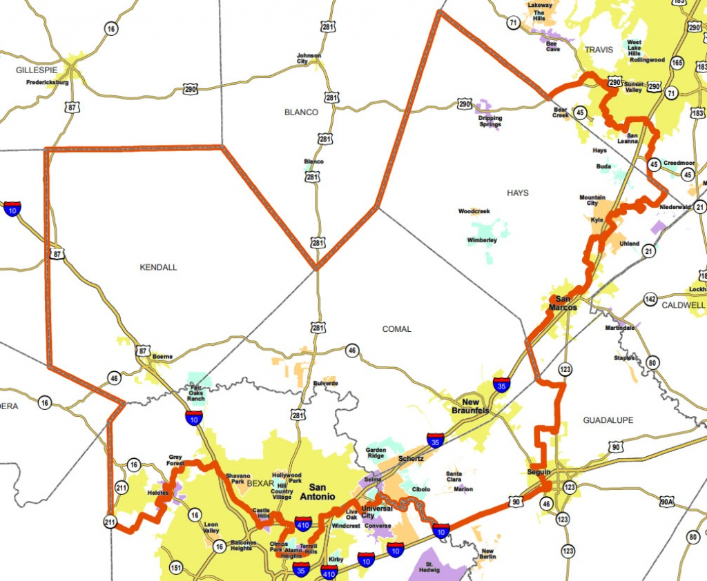 State Senator, District 25 Voter Guide - Stop 3009 Vulcan Quarry - Texas Senate District 16 Map