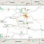 Stock Vector Map Of Colorado | One Stop Map   Printable Map Of Colorado