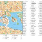 Stockholm Maps | Sweden | Maps Of Stockholm   Stockholm Tourist Map Printable