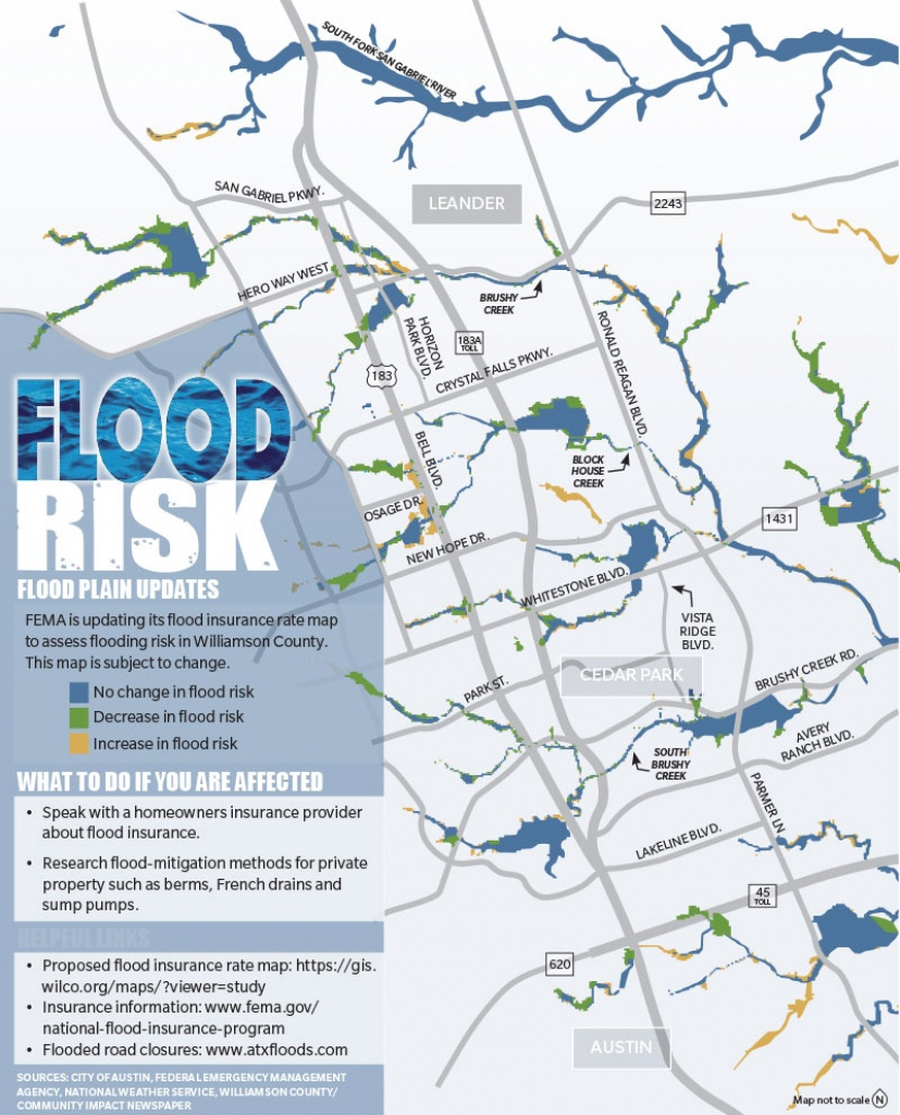 Story To Follow In 2019: Flood Insurance Rate Map Updates To Affect - Texas Floodplain Maps