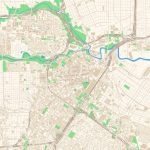 Street Map Of Downtown Houston, Texas | Hebstreits Sketches   Street Map Of Houston Texas