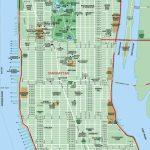 Street Map Of New York City Printable   Printable New York Street   Printable New York Street Map