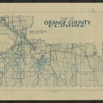 Street Map Of Orlando, Florida]   Touchton Map Library   Street Map Of Orlando Florida