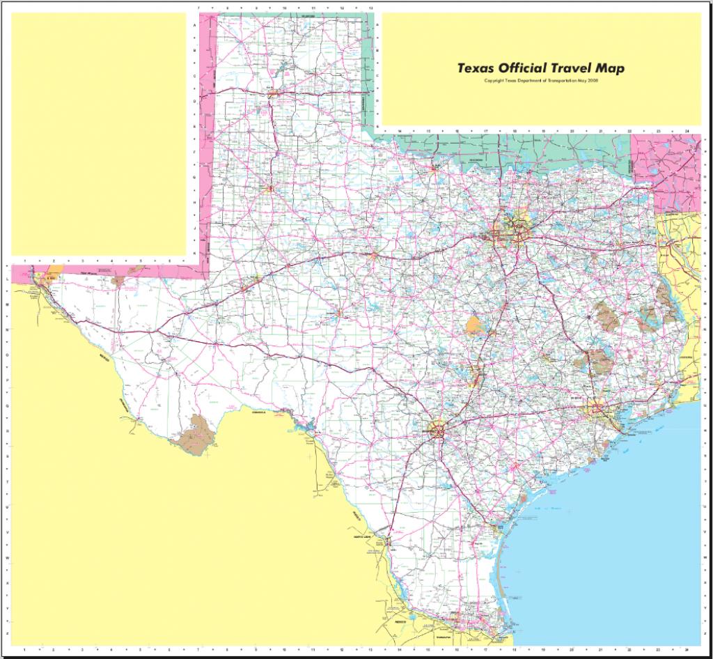 Street Map Of Texas | Autobedrijfmaatje - Texas Street Map