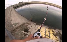 California Aqueduct Fishing Map