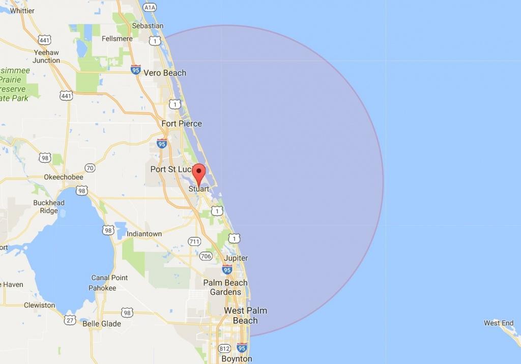 Stuart Fl Fishing With Reel Busy Charters - Street Map Of Stuart Florida