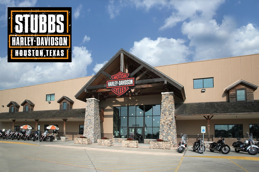 Stubbs Harley-Davidson 4400 Telephone Rd Houston, Tx Motorcycles - Texas Harley Davidson Dealers Map