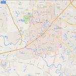 Sugar Land, Texas Map   Sugar Land Texas Map