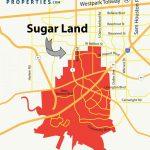 Sugar Land Tx Map | Great Maps Of Houston | Houston Neighborhoods   Sugar Land Texas Map