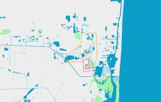 Sunny Isles Beach Florida Map