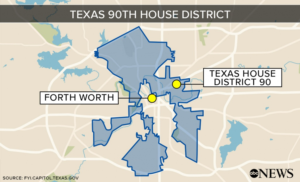 Supreme Court Rules One Texas District Was Racially Gerrymandered - Texas District 25 Map