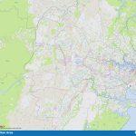 Sydney Suburbs Map – Voommaps   Printable Map Of Sydney Suburbs