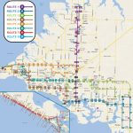 System Map | Bay Town Trolley   Map Of Panama City Florida And Surrounding Towns